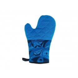 Bill Helin Killer Whale Oven Mitt
