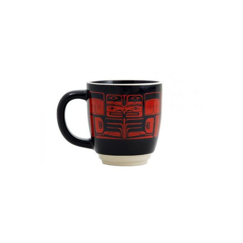 Bill Helin Chilkat Halo Mug