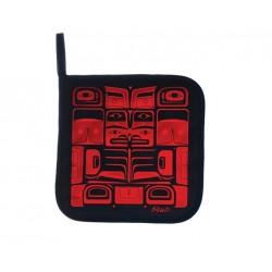 Bill Helin Poignées de four Chilkat