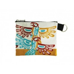 Bill Helin Pochette Zip Aigle
