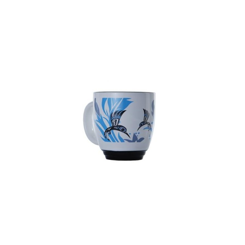 Bill Helin Hummingbird Halo Mug