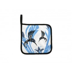Bill Helin Hummingbird Pot Holder