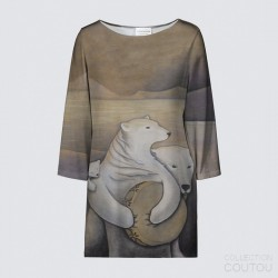 "Patti Tunic ""Northern Keepers"""