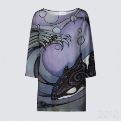 "Patti Tunic ""Depth"""