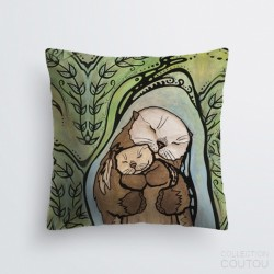 "Pablo Pillow ""M'Otter Love"""