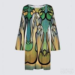 Marianne Flare Dress