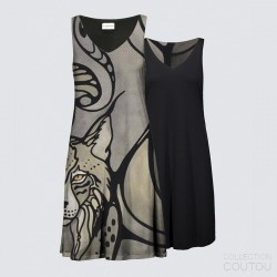 "Kate Dress ""Silence Seekers"""
