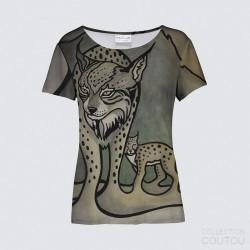 K Smith T-Shirt En Quête de Silence