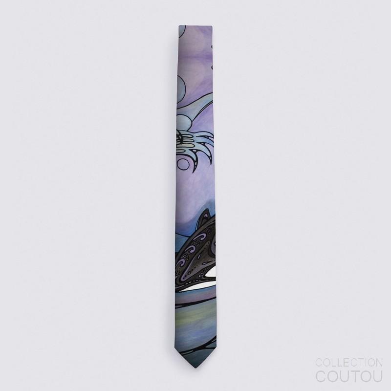 Cravate Jasper Profondeur