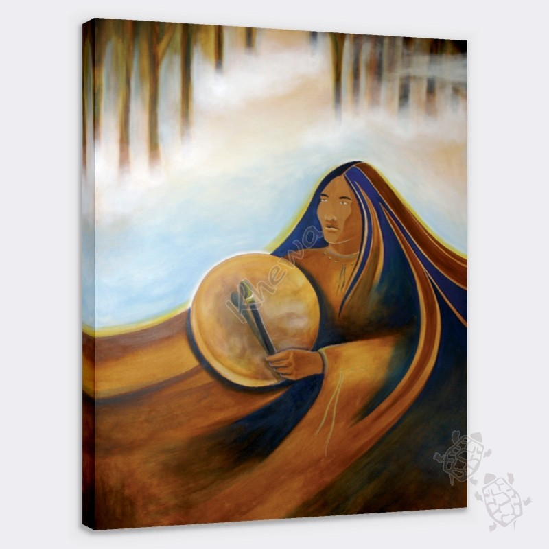 Canvas - Honoring the giver of life
