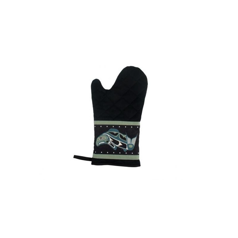 Anthony Joseph Salmon Oven Mitt