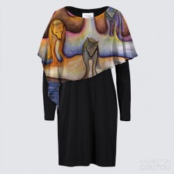 "Joni Dress ""Early Evening..."