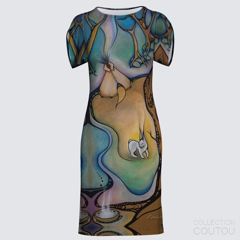 Robe Michelle Lapinx