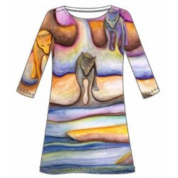 "Patti Tunic ""Early Evening..."