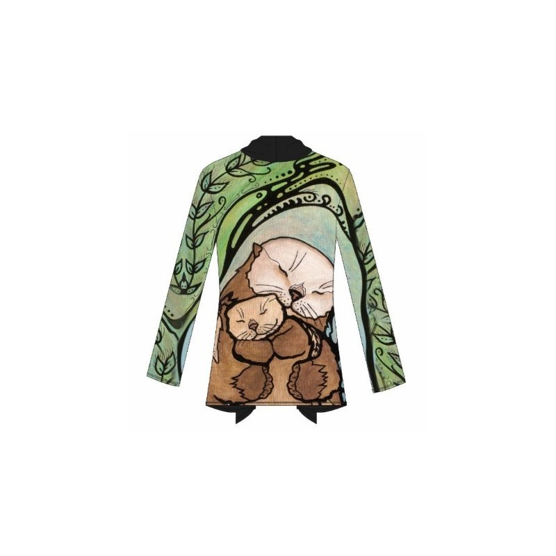 Frida Cardigan M'Otter Love