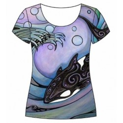 K Smith T-Shirt Depth