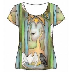 K Smith T-Shirt Temple de la Forêt