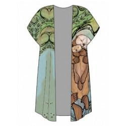 """Kimono """"L'Outre Mère"""""""