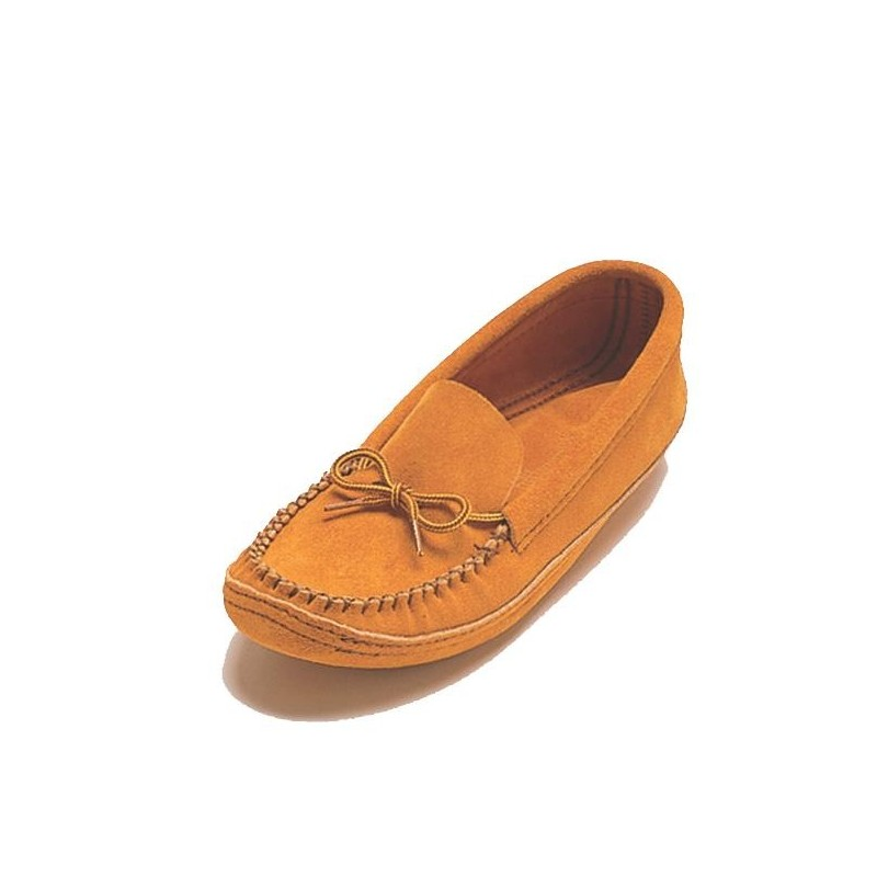 Suede Moccasins for Men