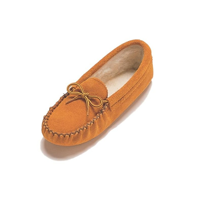 Suede Moccasins for Juniors