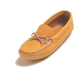Leather Moccasins for Men