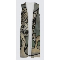 """Cassatt Vest """"Silent Seekers"""""""