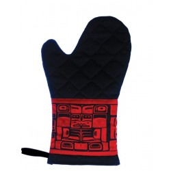 Bill Helin Chilkat Oven Mitt