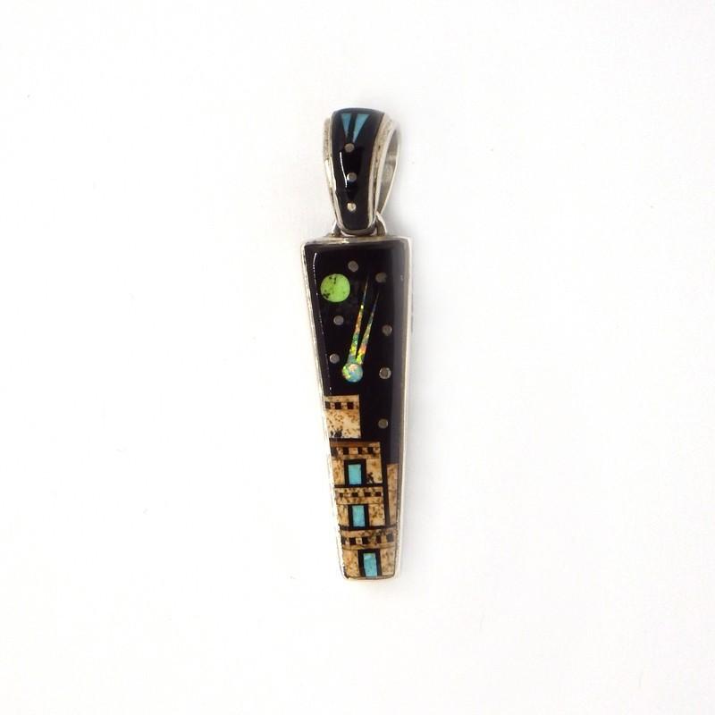 Pueblo Pendant
