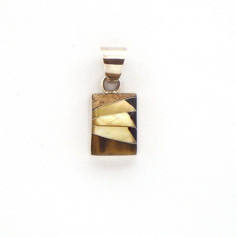 Rectangular Pendant