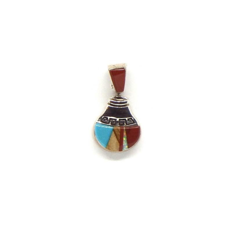 Pendentif Vase