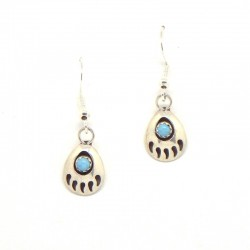 Bear Paw Earrings