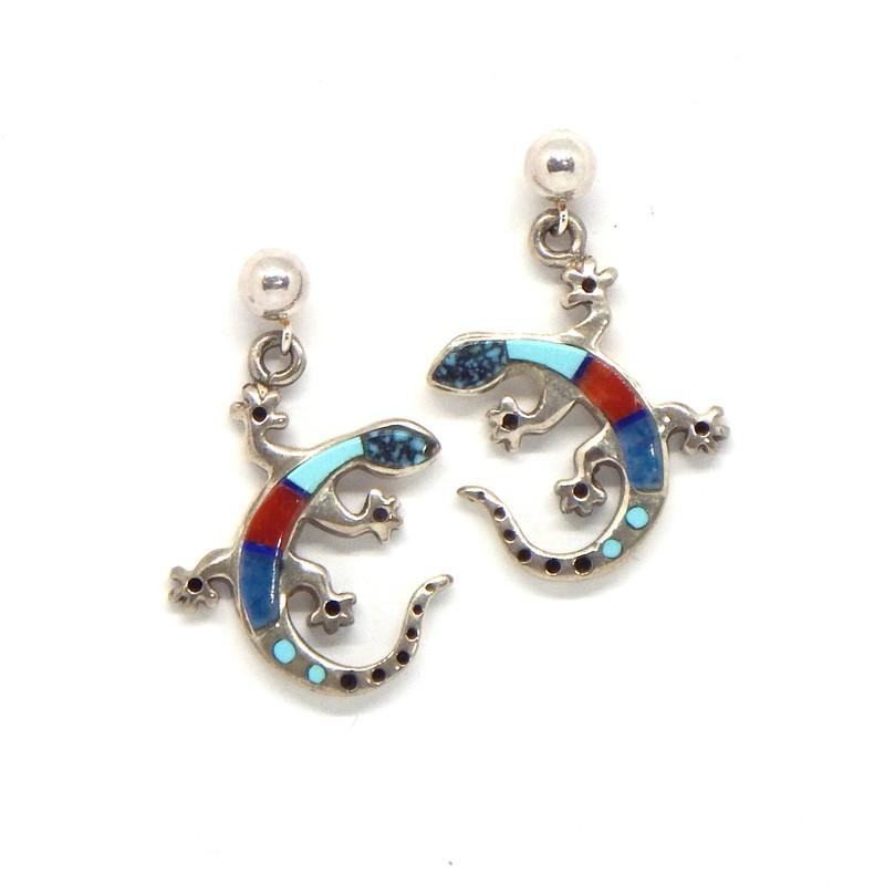 Gheko Earrings