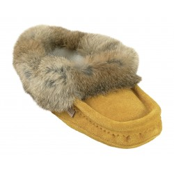Suede Slippers for Men