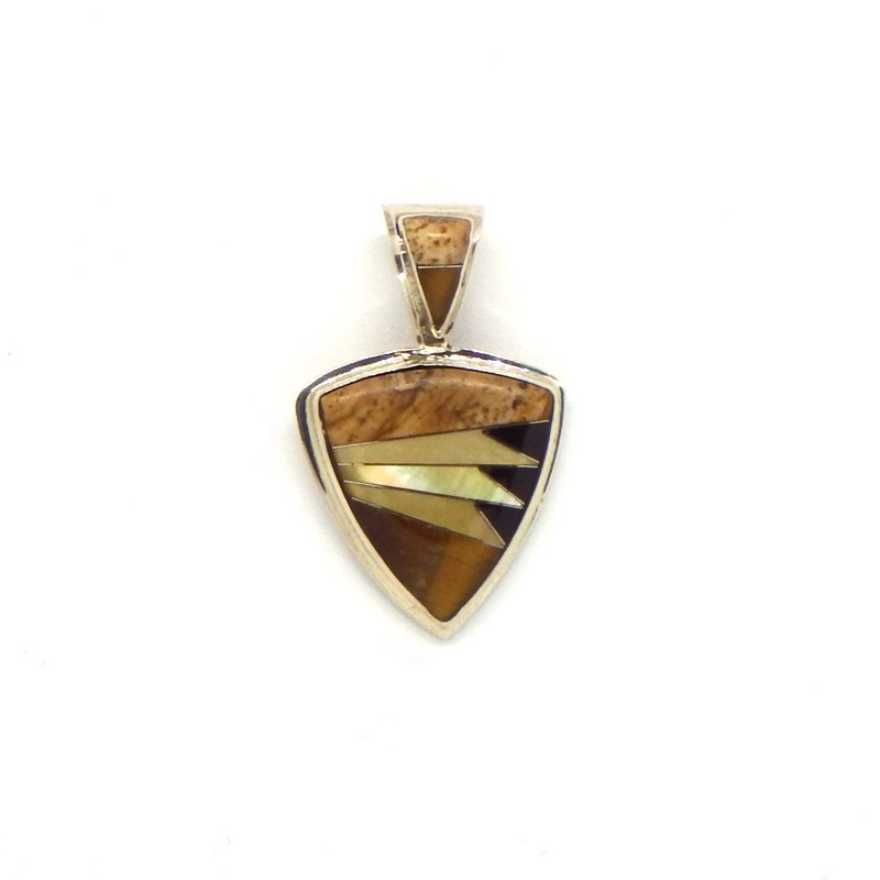 Triangular Pendant