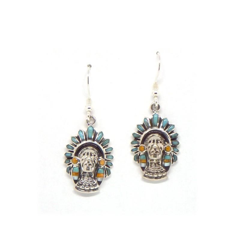 Chief Earrings