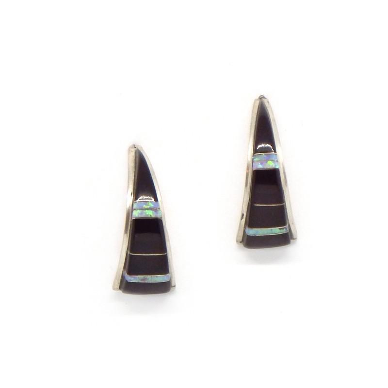 Boucles d'Oreilles Triangulaire