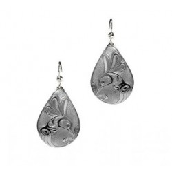 Bill Helin Hummingbird Earrings