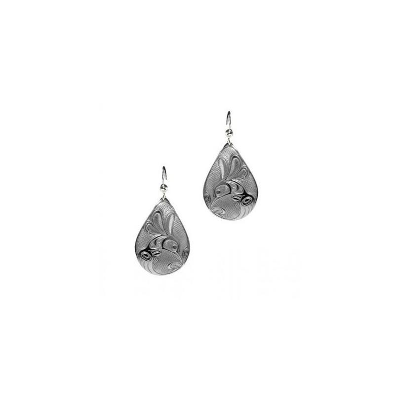 Bill Helin Hummingbird Earrings