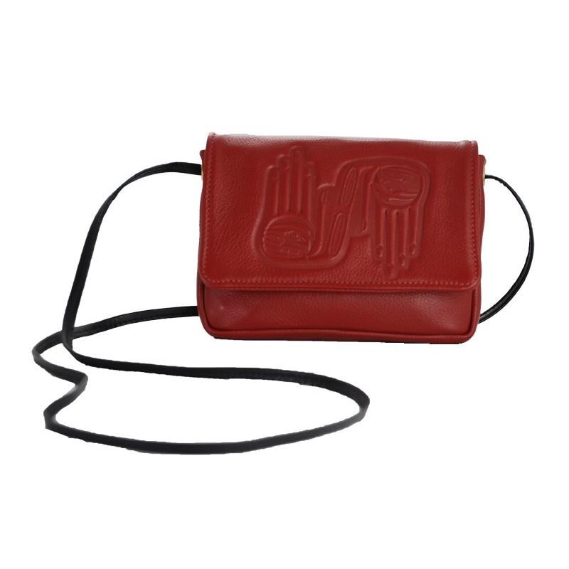 Dorothy Grant Flap Bag