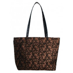 Connie Dickens Raven Zip Tote Bag