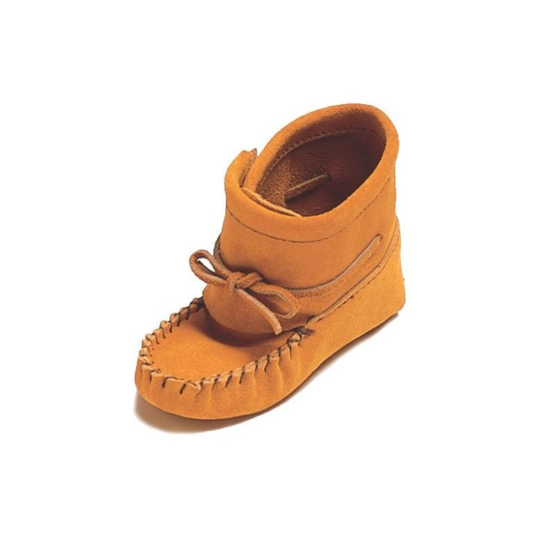 Leather Moccasins for Babies