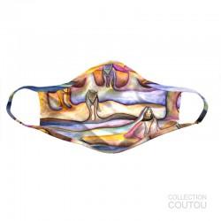 Masque Soirée Glissant vers l'Automne