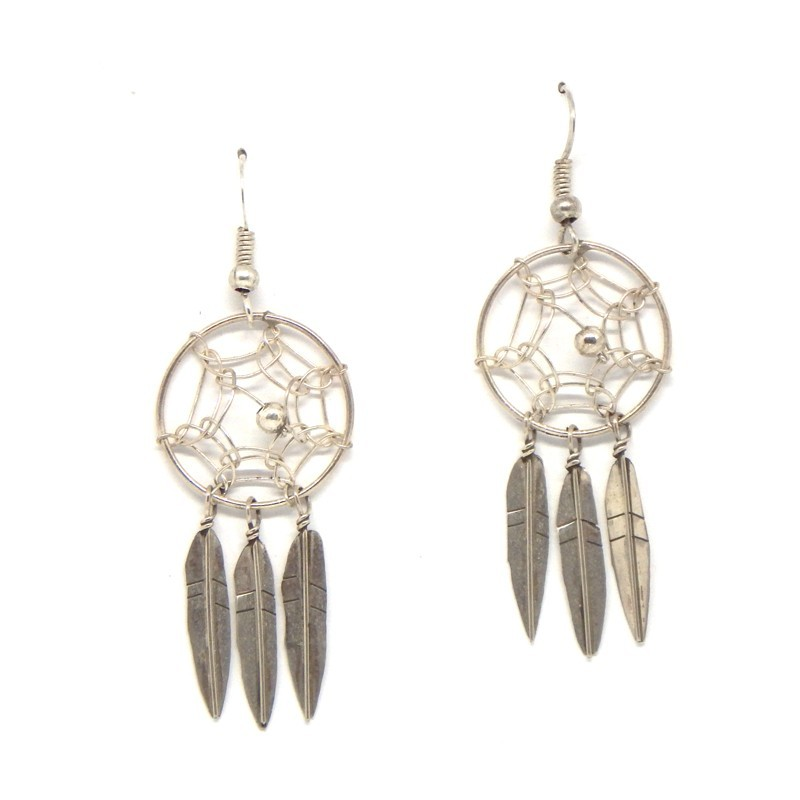 Dream Catcher Earrings