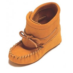 Leather Moccasins for Children