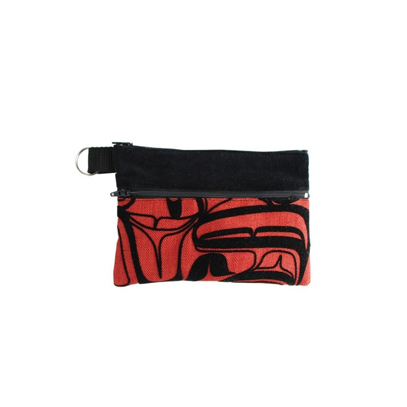 Kelly Robinson Eagle Zip Pouch
