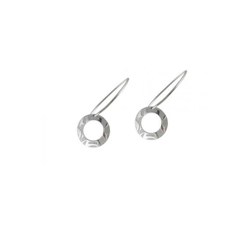 Corrine Hunt Eagle Earrings