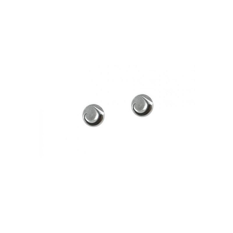 Corrine Hunt Wolf Earrings