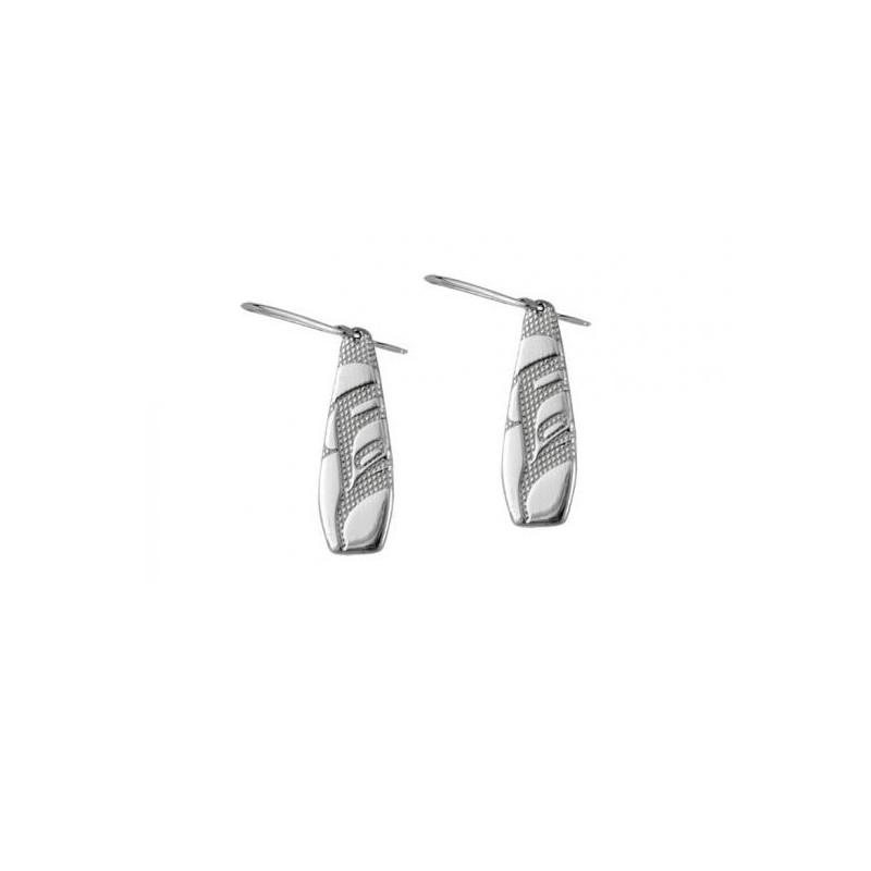 Corrine Hunt Killer Whale Earrings
