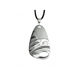 Corrine Hunt Eagle Pendant