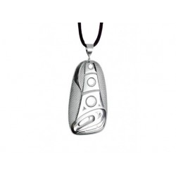 Corrine Hunt Killer Whale Pendant
